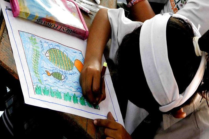 Greenway Modern Senior Secondary School -Drawing Competition