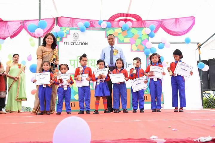 Gurukul Academy-Achievement