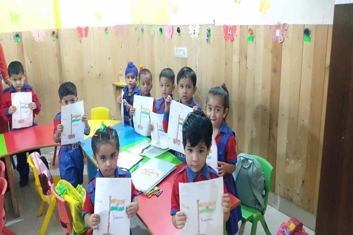 Gurukul Academy-Activity