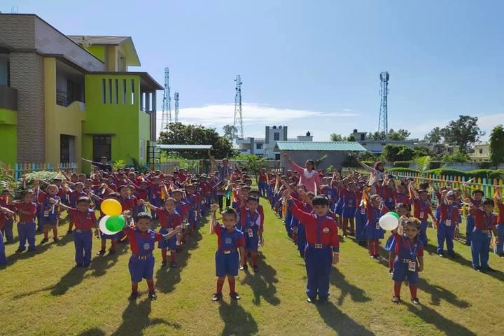 Gurukul Academy-Assembly