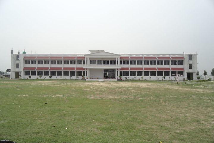 Gurukul Academy-Campus View