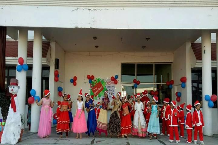 Gurukul Academy-Christmas Celebrations