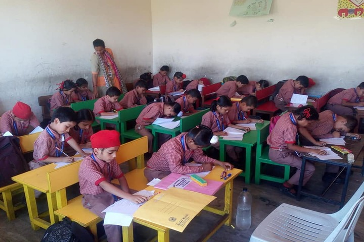 Gurukul Academy-Classroom