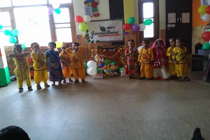 Gurukul Academy-Krishnastami Celebrations