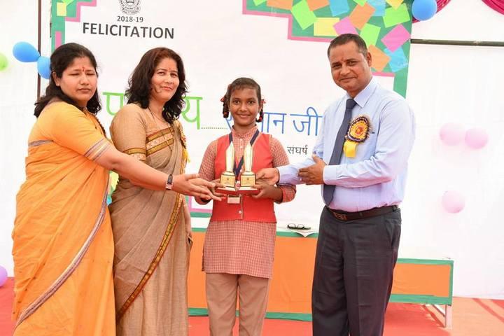 Gurukul Academy-Prize Distribution