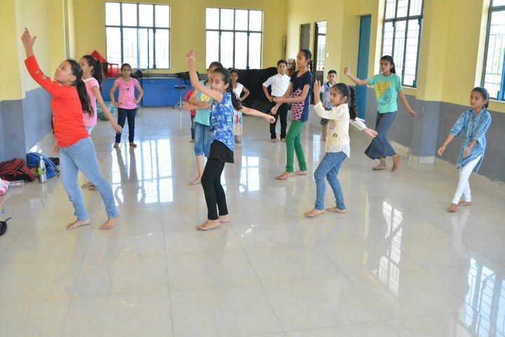 Gurukul International School-Dance Room