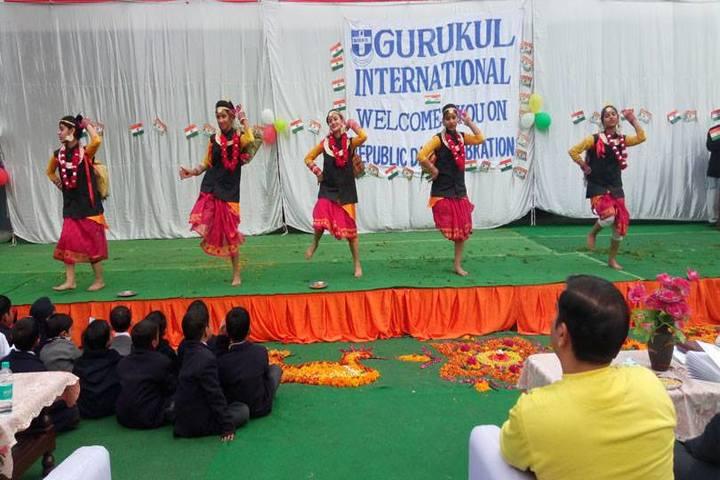 Gurukul International School-Dances