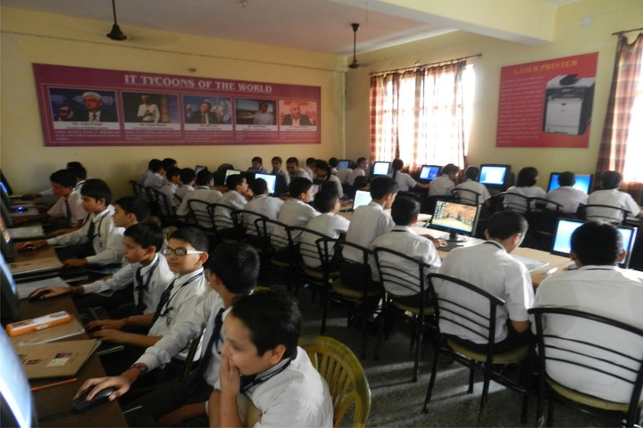 Gurukul International School-IT Lab