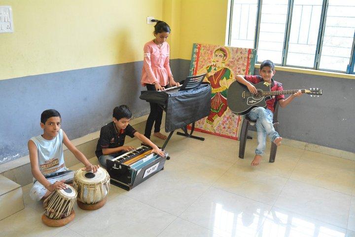 Gurukul International School-Music Room