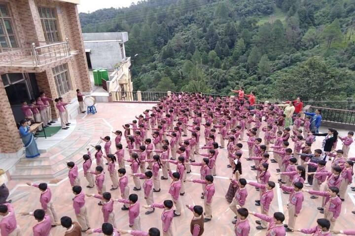 Gurukulam Academy-Assembly