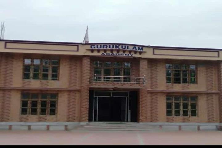 Gurukulam Academy-Campus