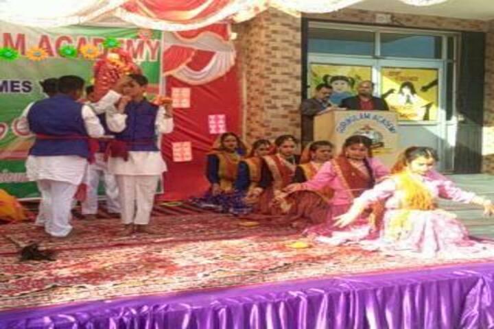 Gurukulam Academy-Dances