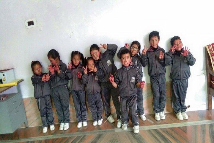 Gurukulam Academy-Holi