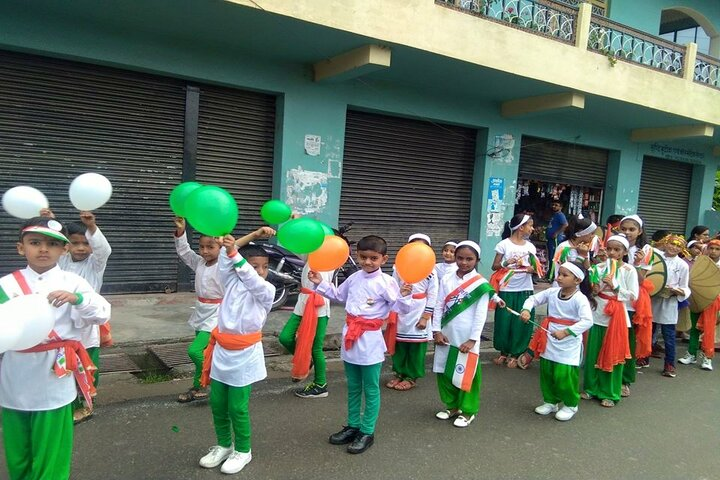Gurukulam Academy-Independence Day