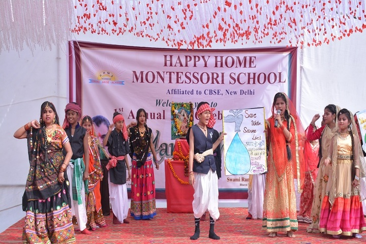 Happy Home Montessori School-Event