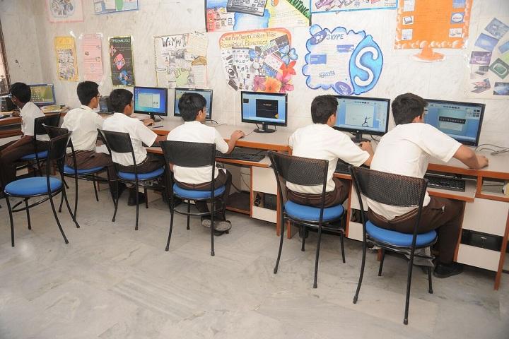 Mount Carmel School-Computer lab