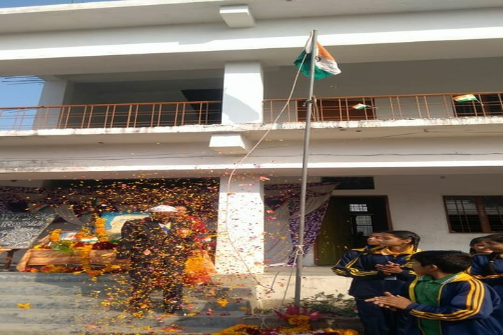 Heera Kunwar Public School-Independence Day