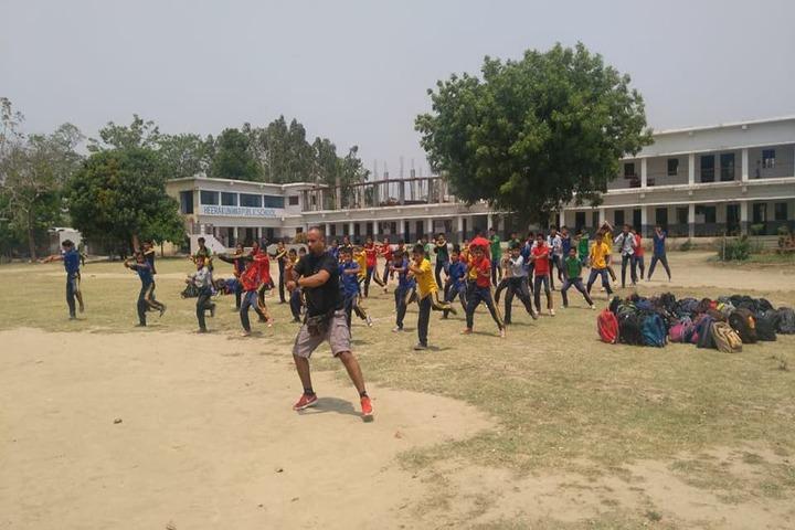Heera Kunwar Public School-Karate