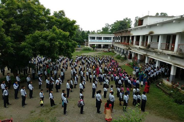 Heera Kunwar Public School-School Overall View