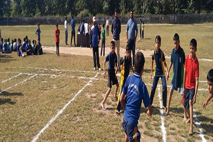 Heera Kunwar Public School-Sports