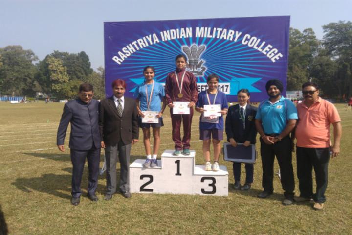 Him Jyoti School-Achievement