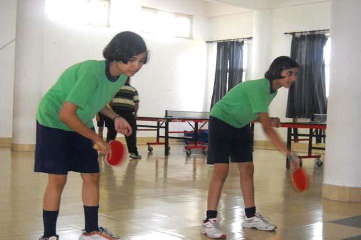 Him Jyoti School-Sports