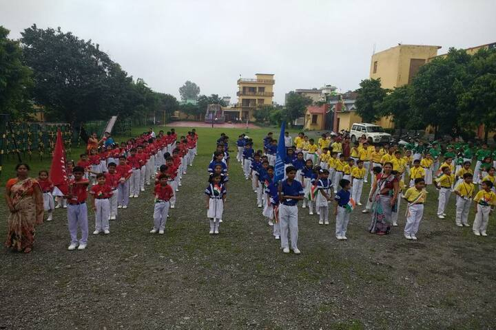 Himalaya Vidya Mandir-Assembly