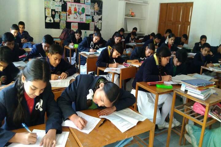 Himalaya Vidya Mandir-Classroom