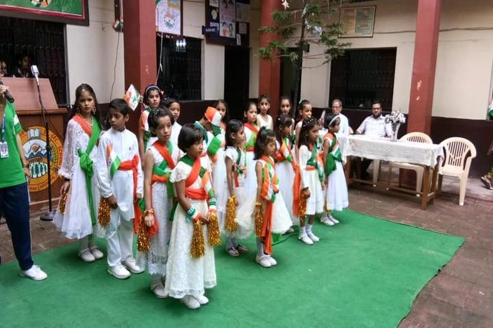 Himalaya Vidya Mandir-Independence Day