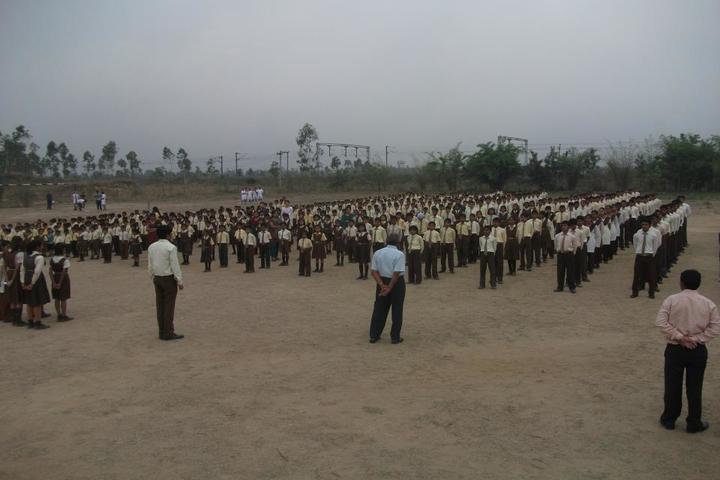 Himgiri Advance Studies And Sports School-Play Ground