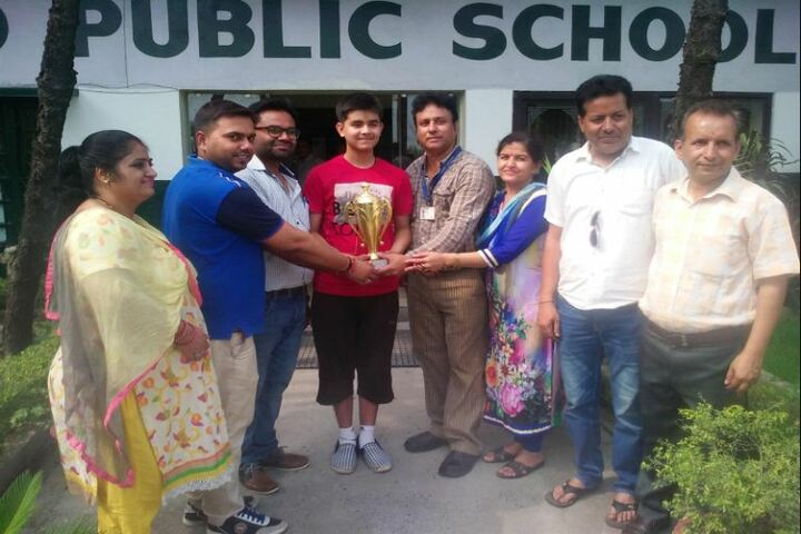 Hind Public School-Achievement