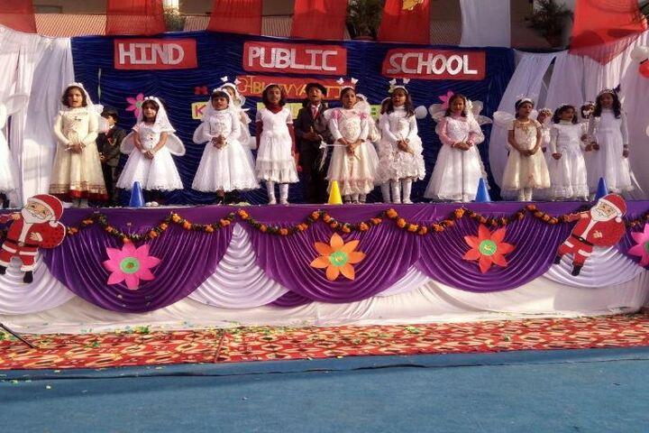 Hind Public School-Annual Day