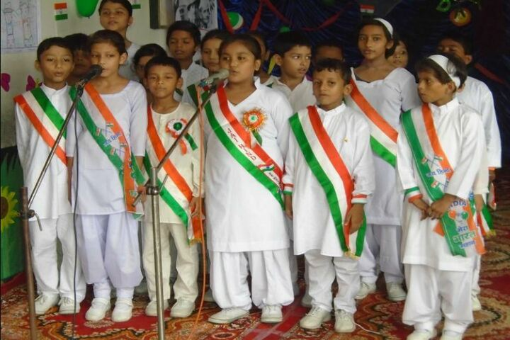 Hind Public School-Independence Day
