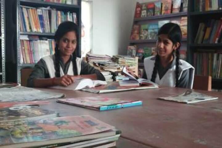 Hind Public School-Library