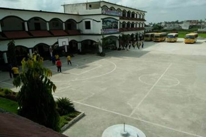 Hind Public School-Overall Campus View