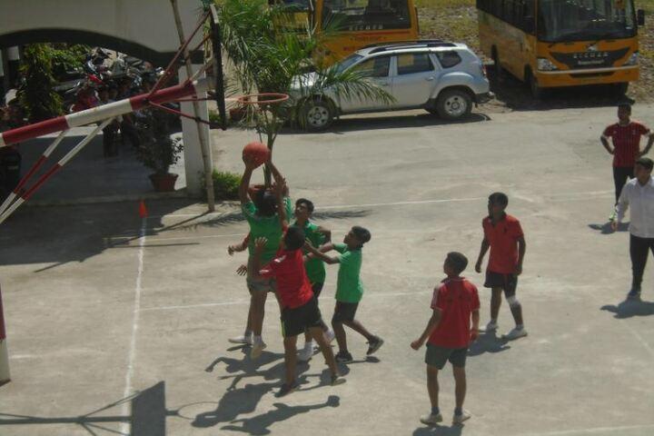 Hind Public School-Sports