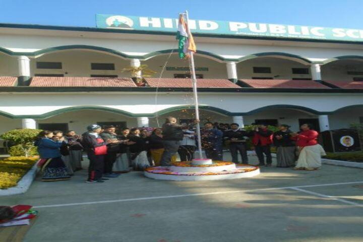 Hind Public Schooll-Republic Day