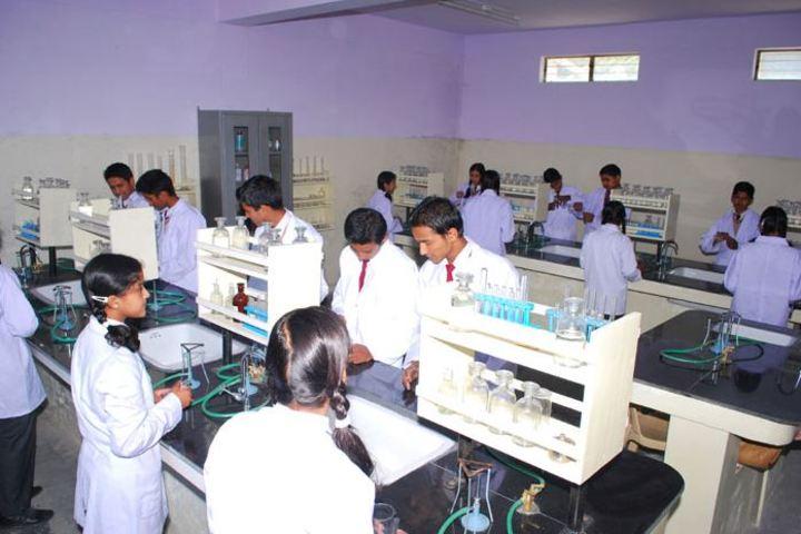 Holy Angel Public School-Chemistry Lab