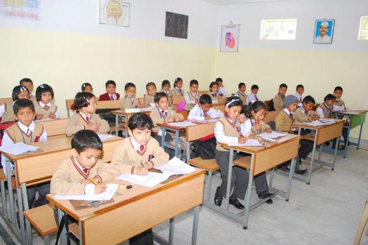 Holy Angel Public School-Classroom