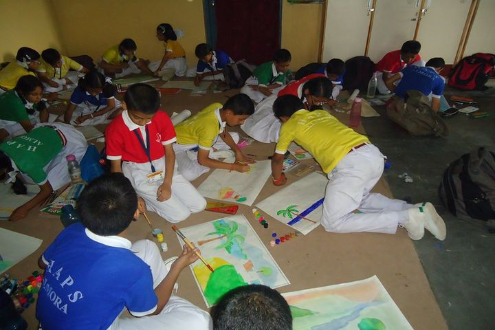 Holy Angel Public School-Drawing Competition