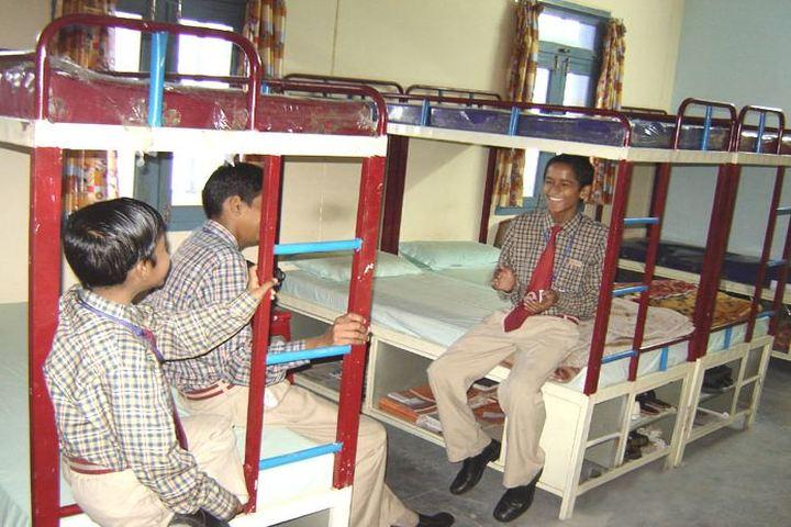 Holy Angel Public School-Hostel Facility