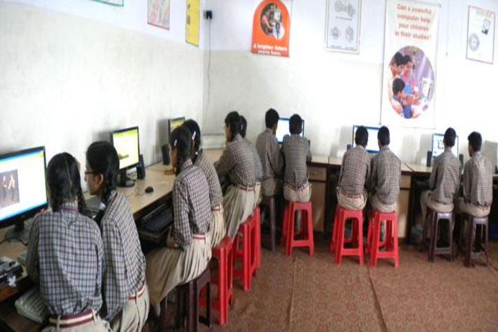 Holy Angel Public School-IT Lab Lab