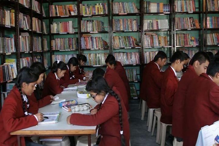 Holy Angel Public School-Library