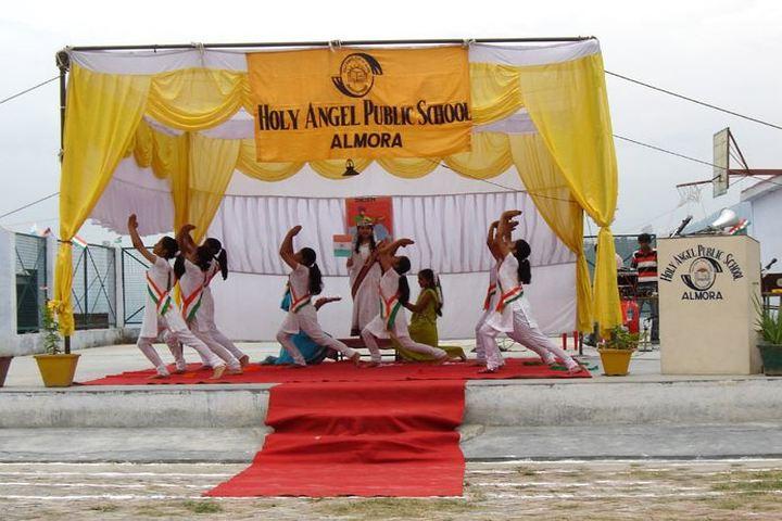 Holy Angel Public School-Republic Day