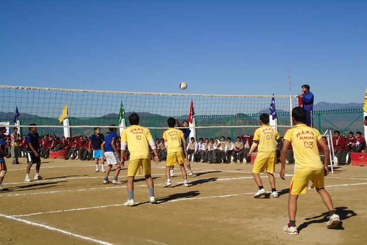 Holy Angel Public School-Sports