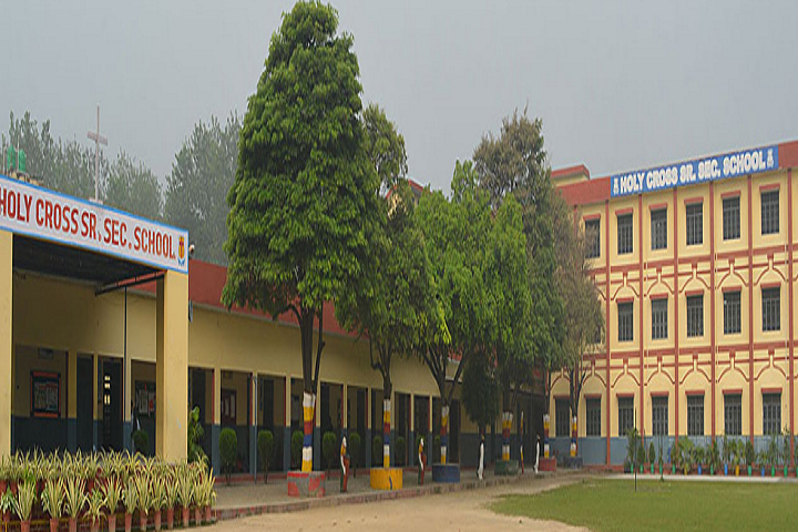 Holy Cross School-School Building