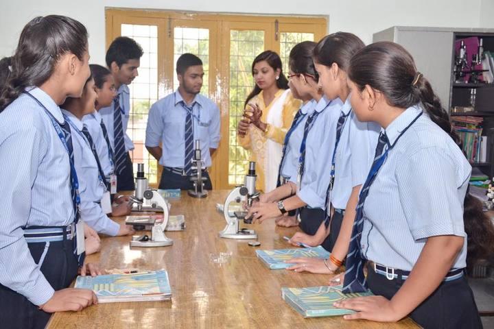 Holy Ganges Public School-Biology Lab