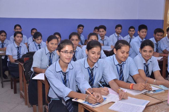 Holy Ganges Public School-Classroom