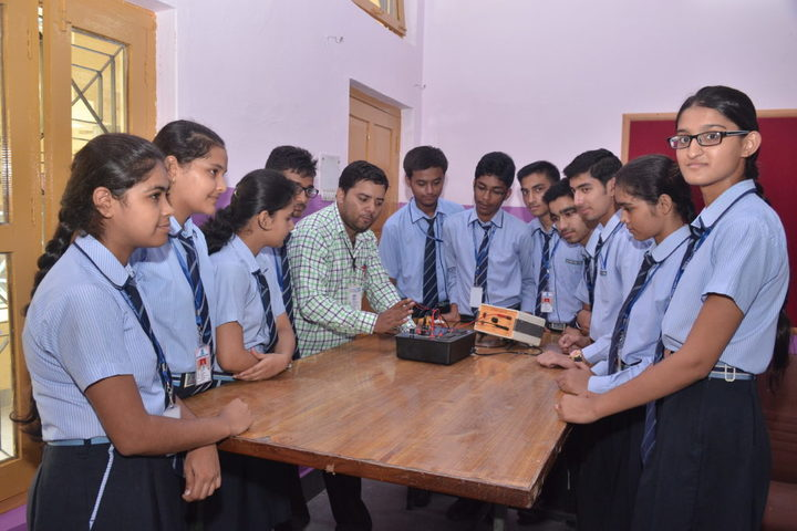 Holy Ganges Public School-Physics Lab
