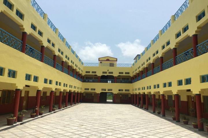 Holy Ganges Public School-School Corridors